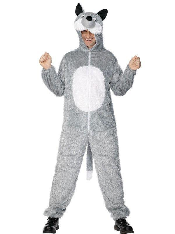 Wolf Kostuum