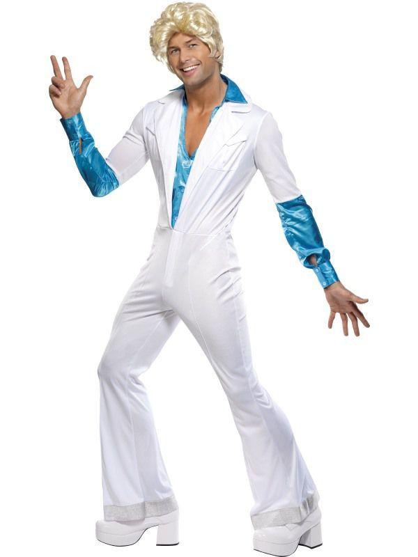 Disco Man Dance The Night Away Kostuum