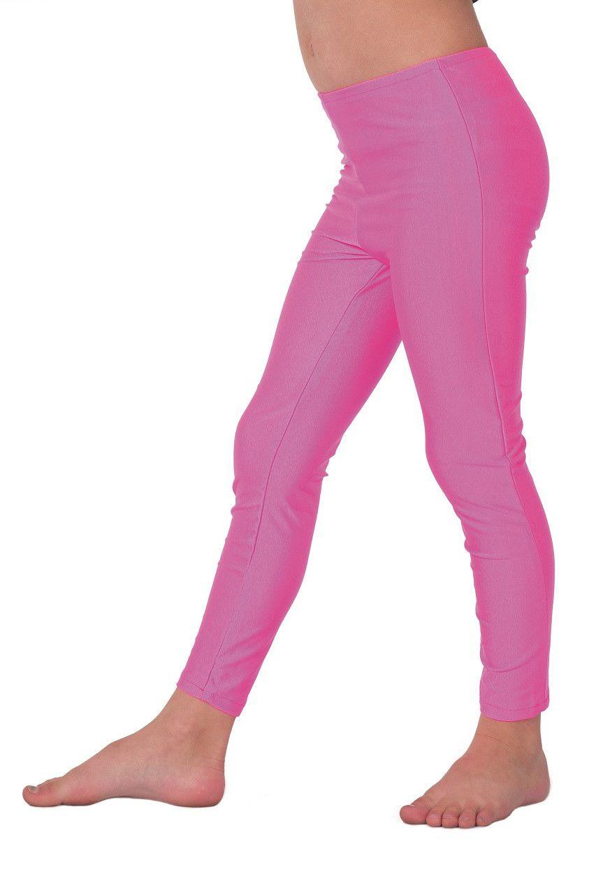 Purple Disco Legging Kinderen Meisje