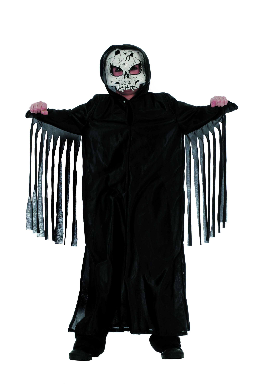 Horror Halloween Geest Jongen Kostuum