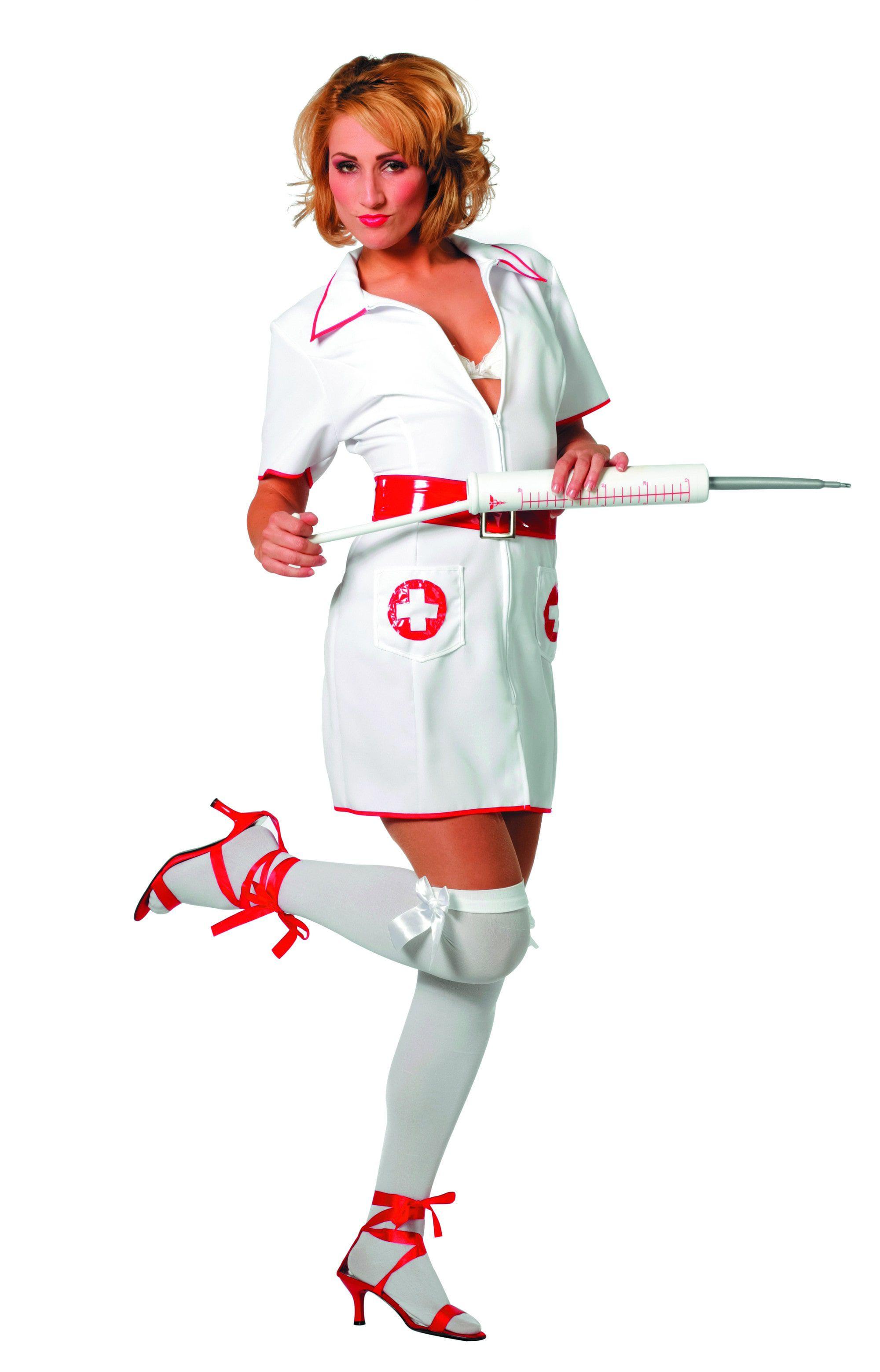 Hotlips De Verpleegster Vrouw Kostuum