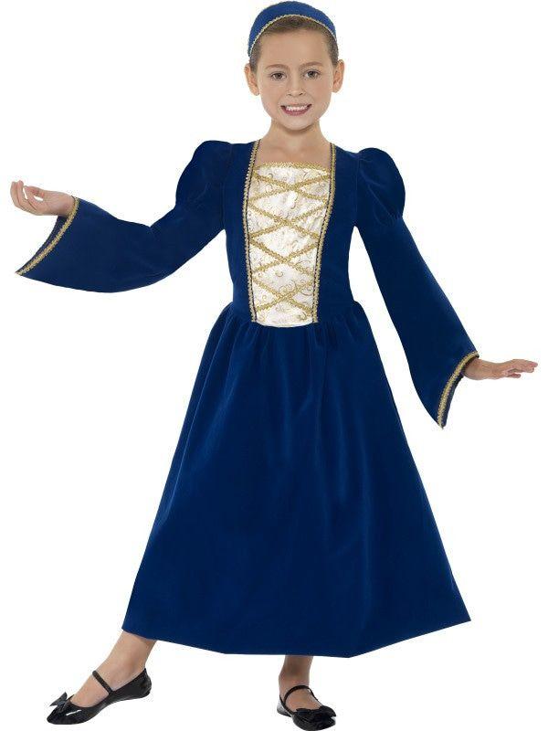 Brits Victoriaans Hofmeisje Kostuum
