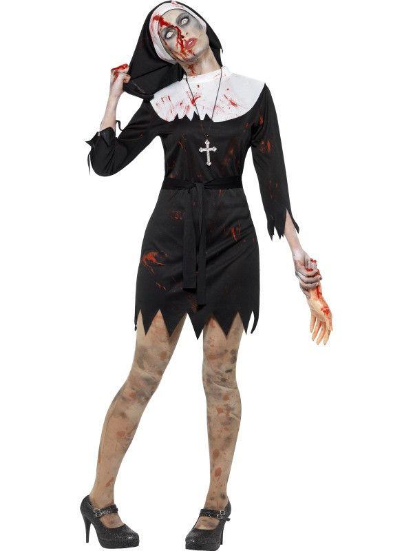 Zombie Non Carletta Vrouw Kostuum