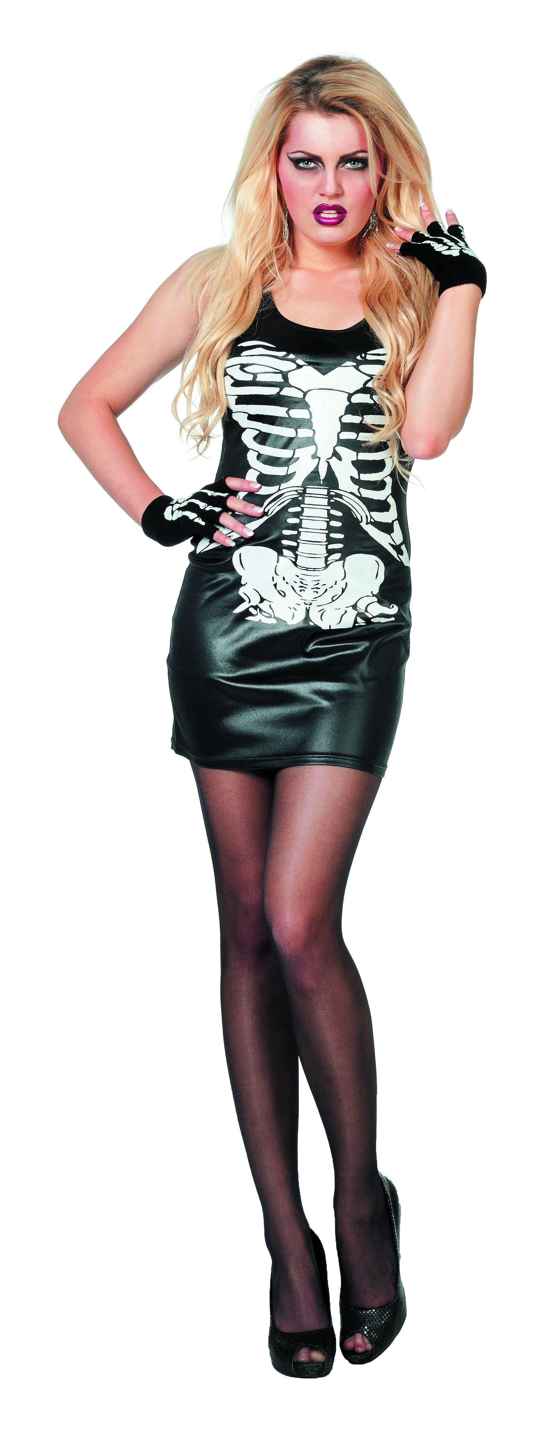 Jurkje Skelet Ms Skula Vrouw