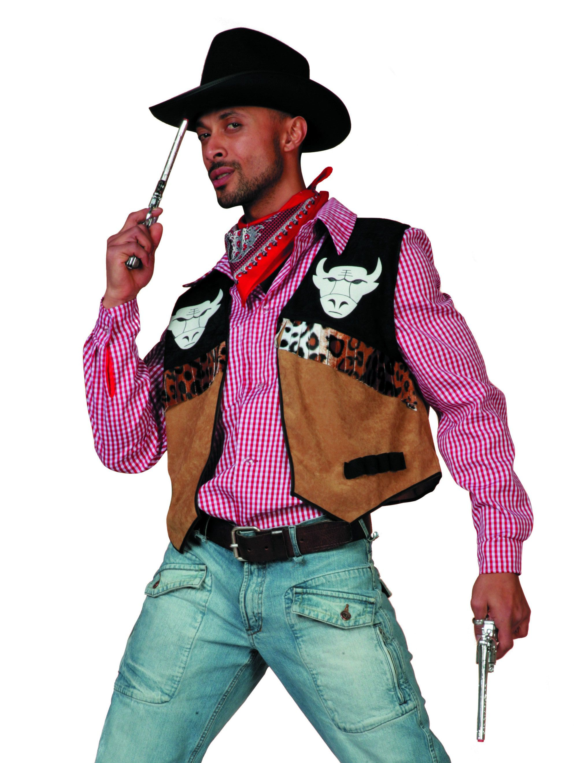 Cowboyvest Buffalo From Tennessee Man