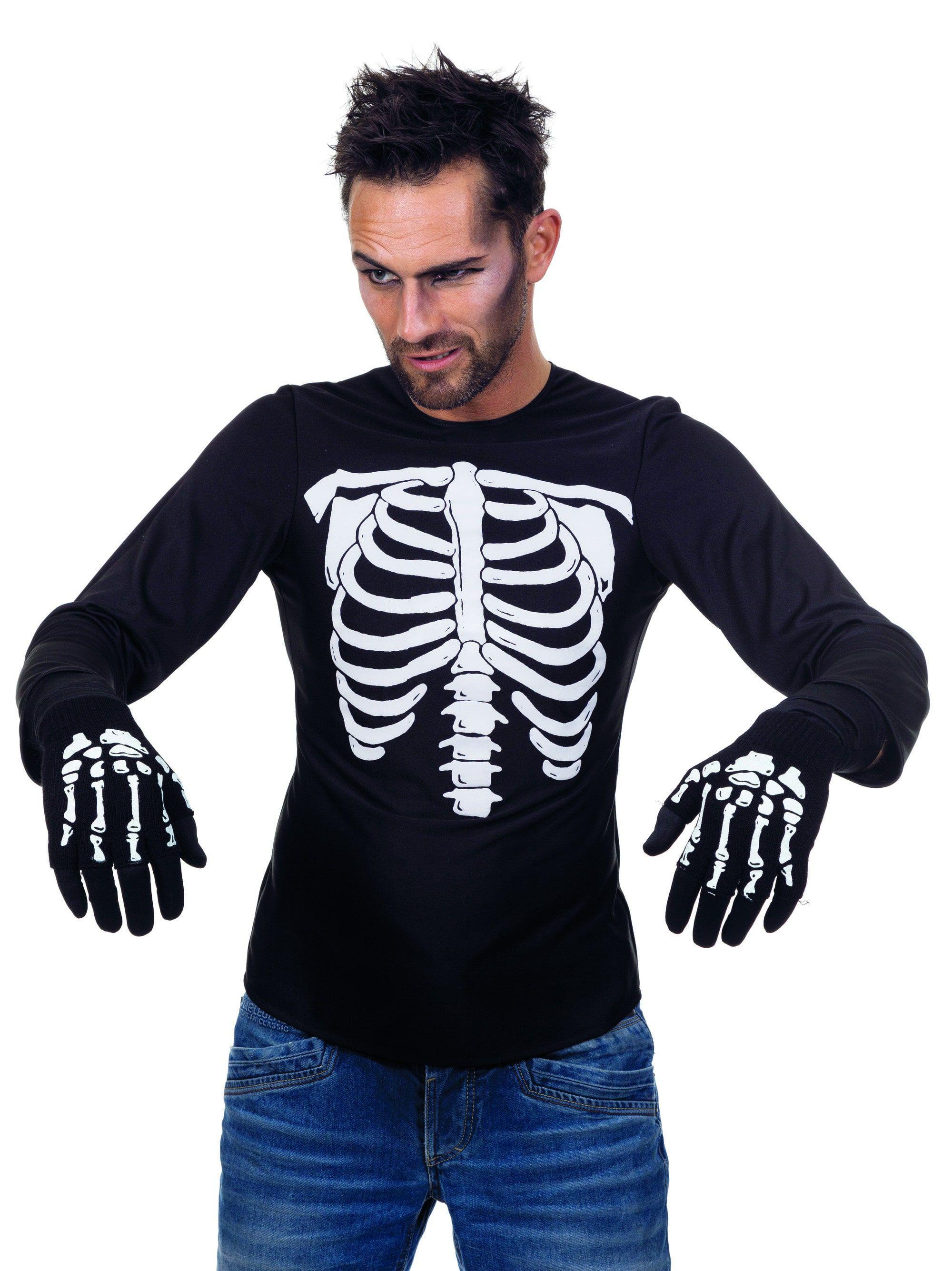 Skelet Shirt Man