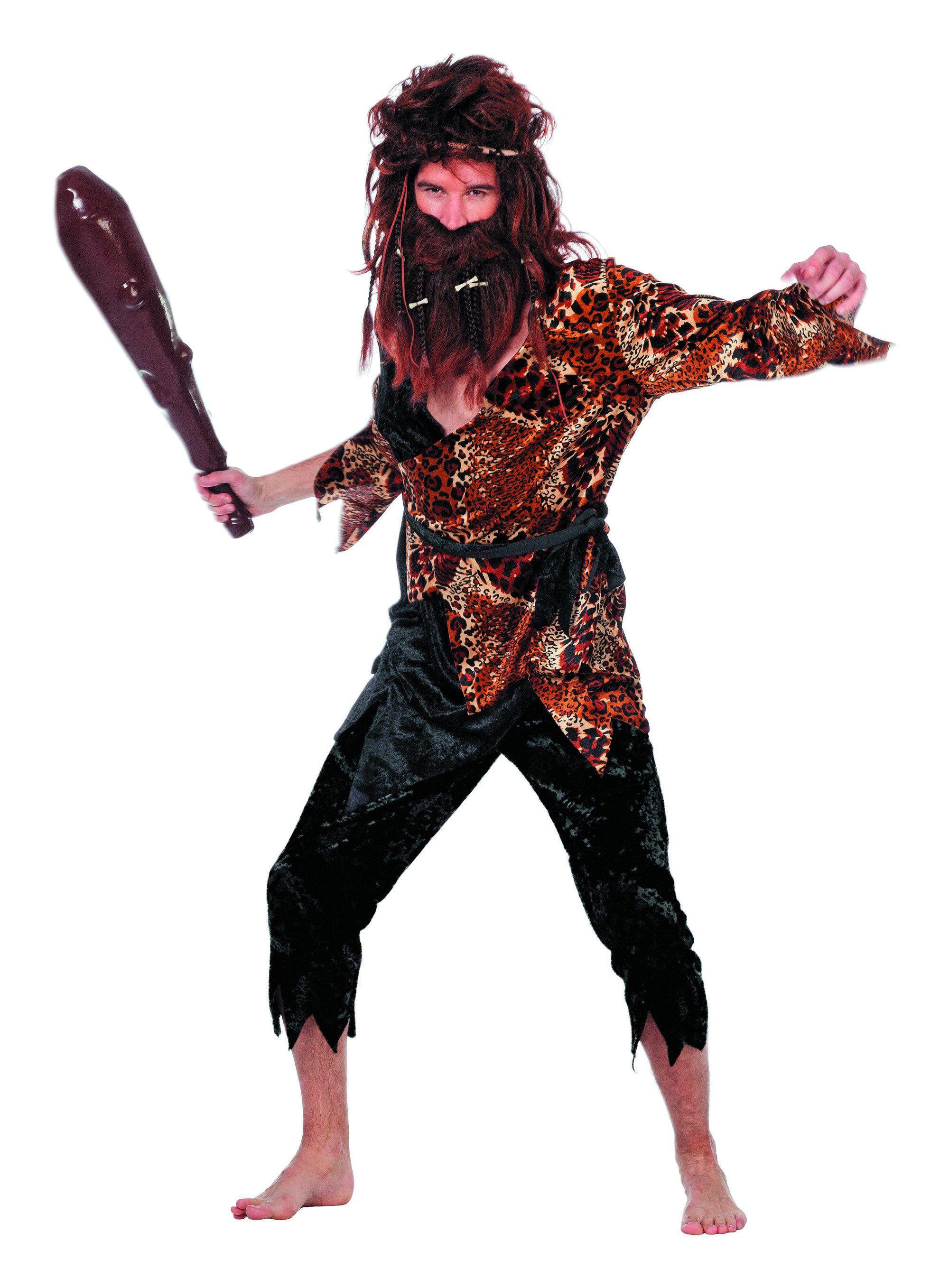 Oermens African Man Kostuum
