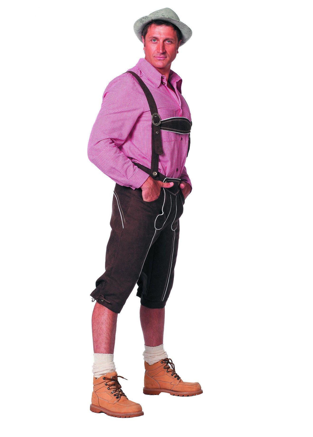 Derk De Perk Tirolerhose De Luxe Man
