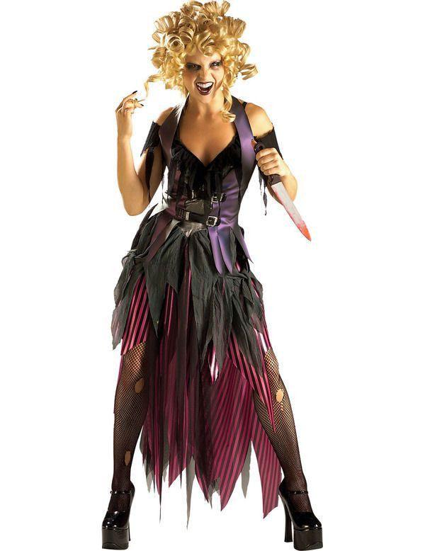 Goudlokje Halloween Vrouw Kostuum