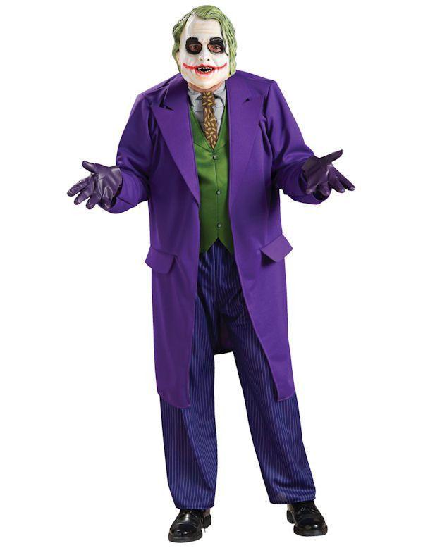 De Joker Compleet Man Kostuum