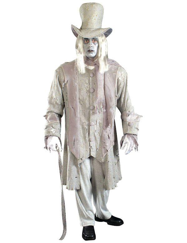 Spookachtige Heer Halloween Man Kostuum