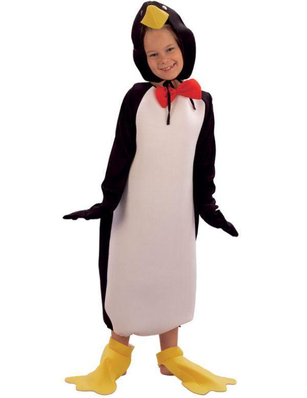 Komische Pinguin Kind Kostuum