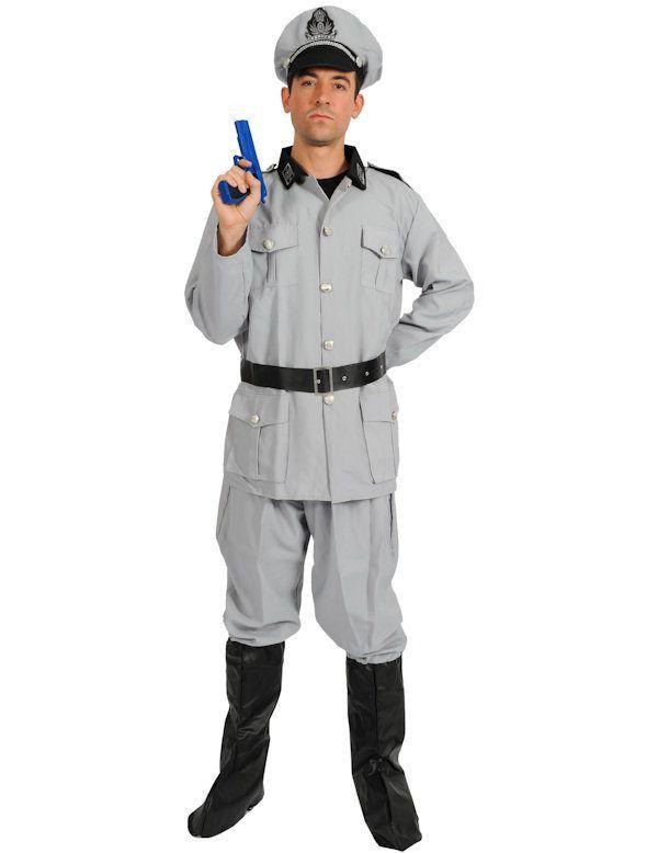 Duitse Leger Soldaat Man Kostuum