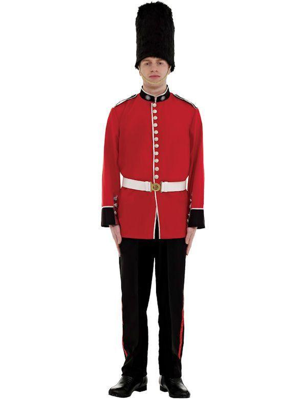 Engelse Wacht Man Kostuum