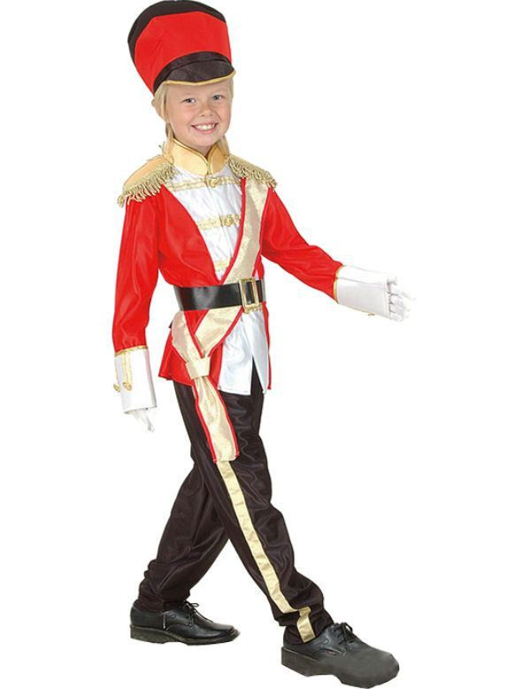 Speelgoed Soldaat Jongen Kostuum