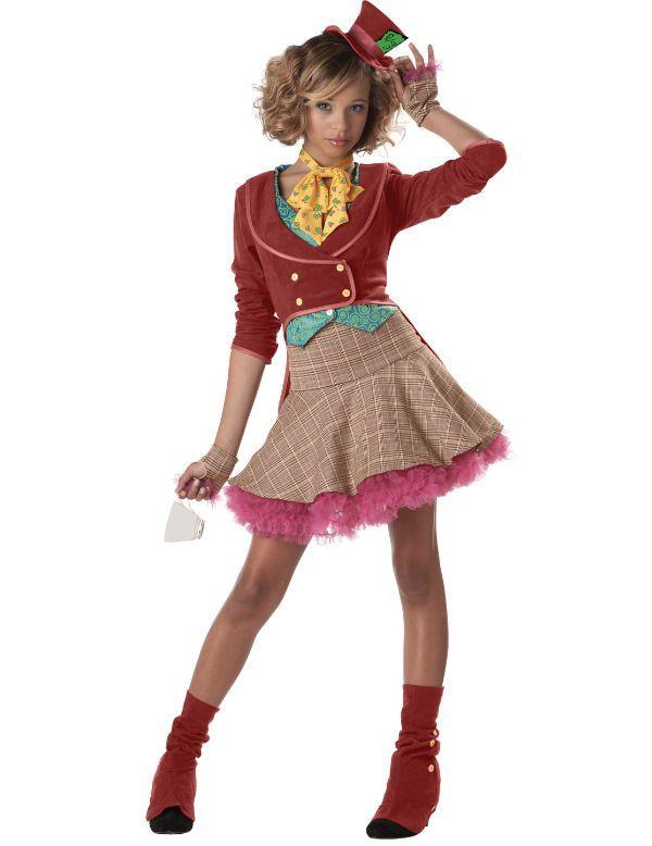 The Mad Hatter Vrouw Kostuum