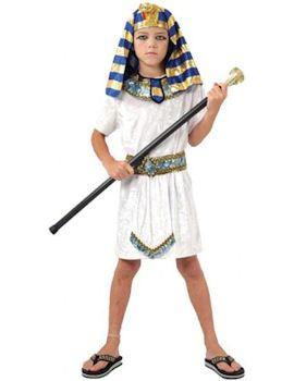 Egyptisch Farao Jongen Kostuum
