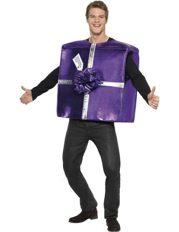 Kerst Cadeau Volwassen Kostuum