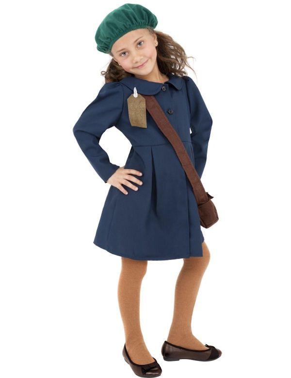 Jaren Dertig Meisje Kostuum