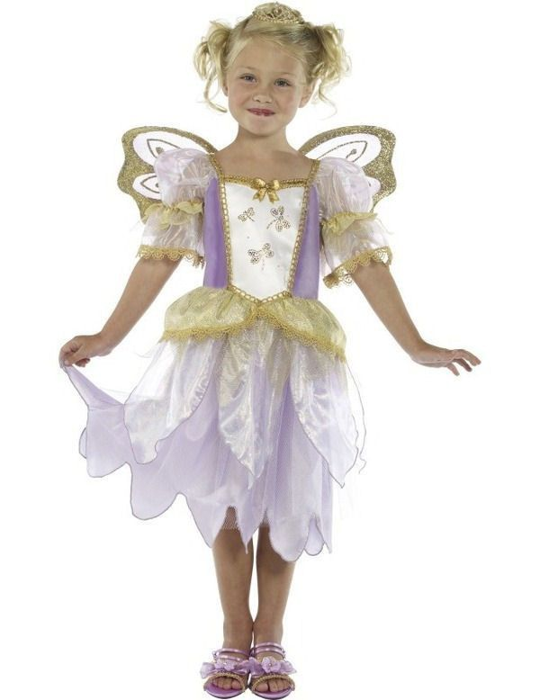 Fee Prinses Meisje Kostuum