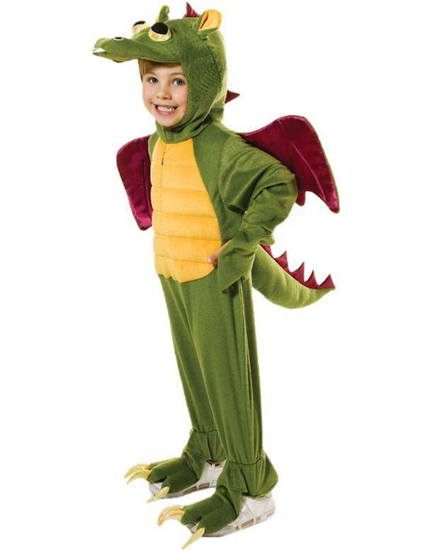 Draak Jongen Kostuum