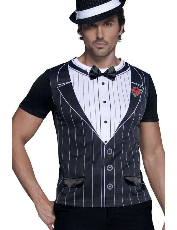 Fever Instant Gangster T-Shirt Set Man