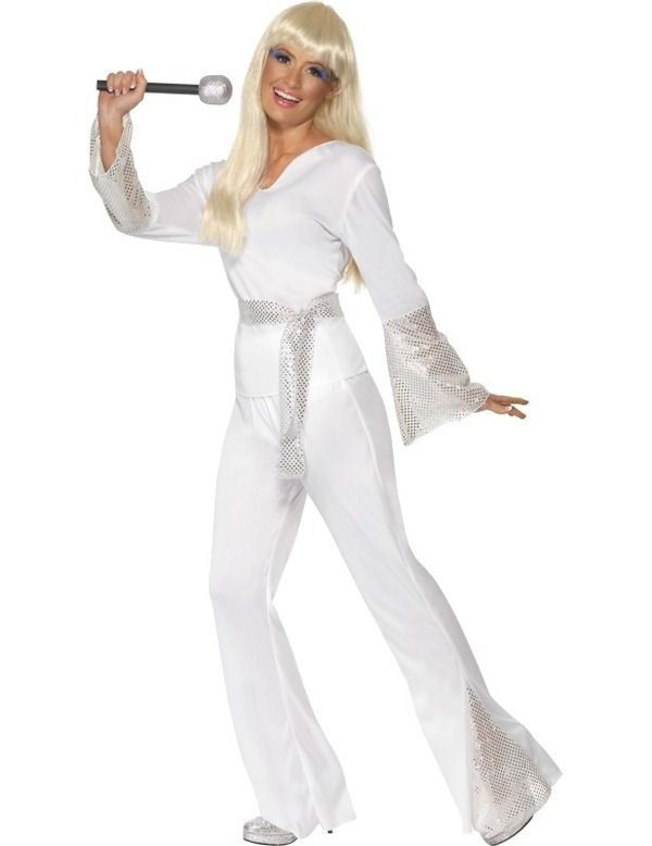 Abba Vrouw Kostuum