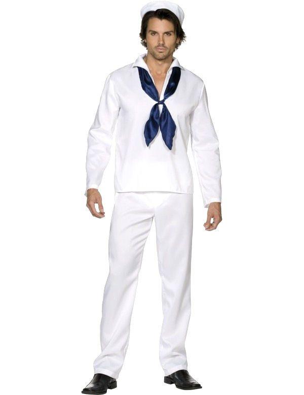 Sexy Matroos Man Kostuum
