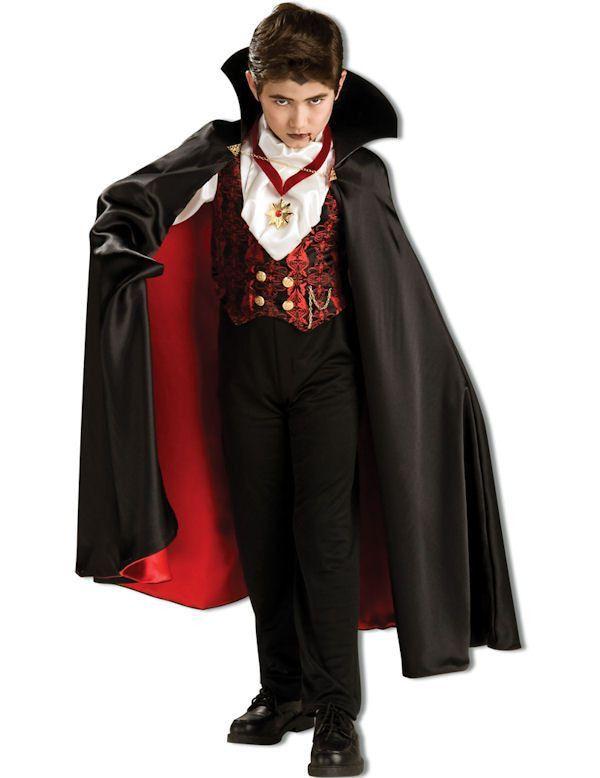 Transylvaans Vampier Jongen Kostuum