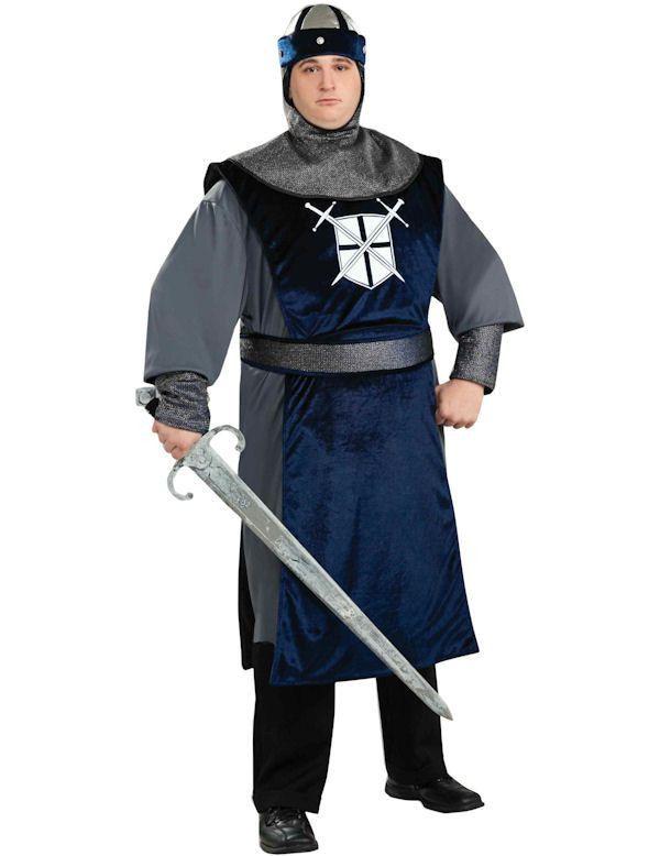 Ridder Van De Ronde Tafel (Maatje Meer) Man Kostuum