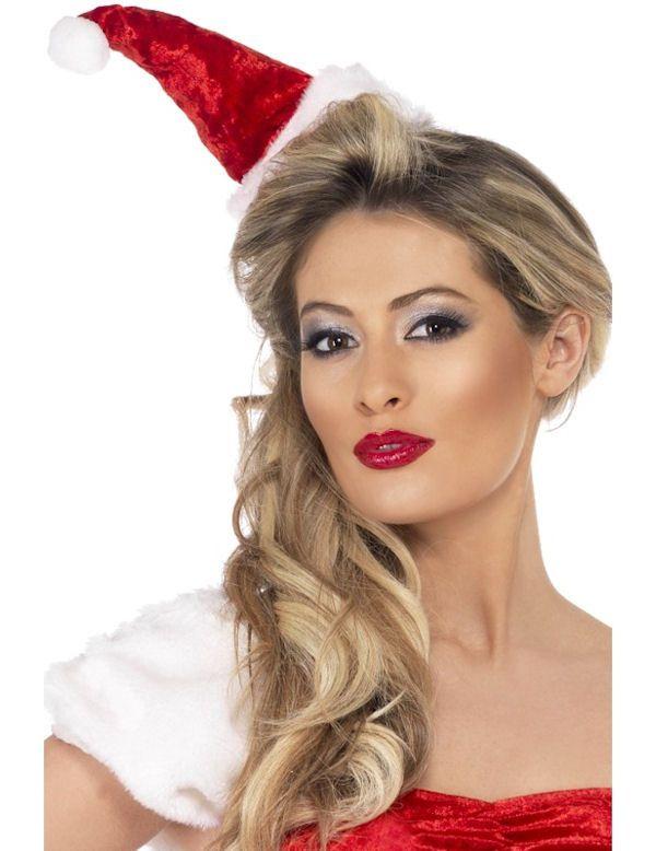 Mini Kerstman Hoed
