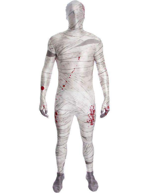 Mummy Morphsuit Kostuum
