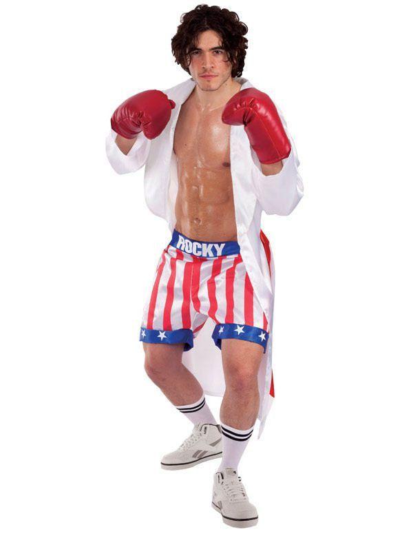 Rocky Man Kostuum