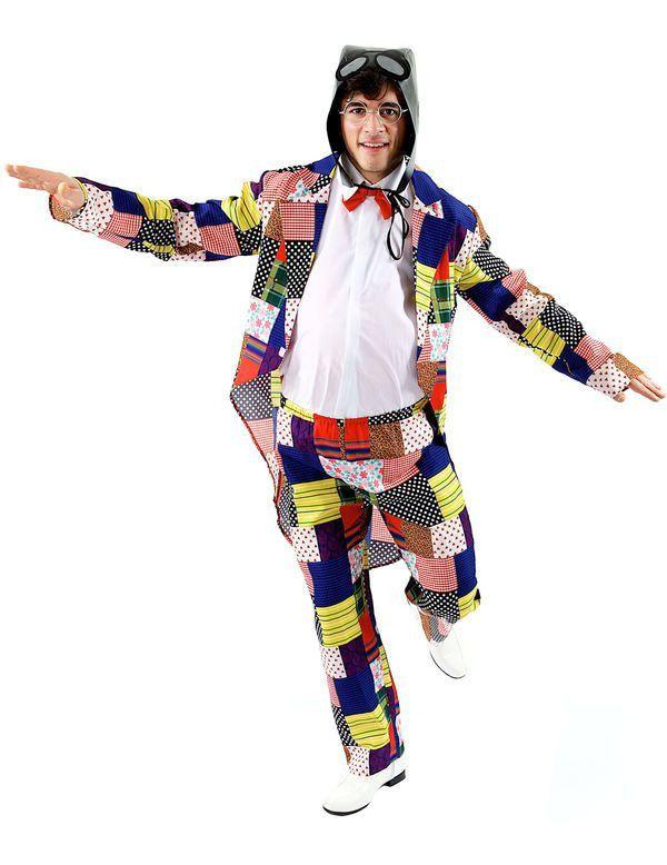 Komiek Man Kostuum