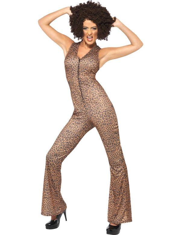 Spice Girls Scary Spice Vrouw Kostuum