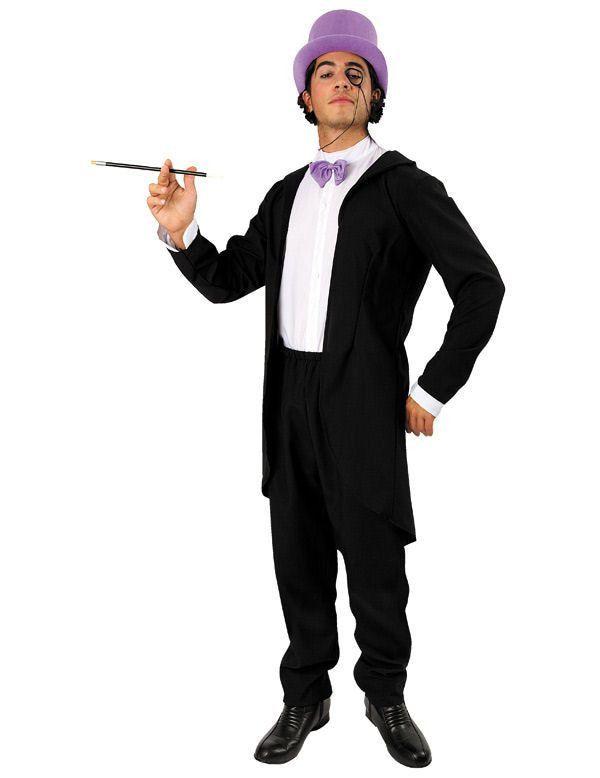Retro Bird Man Kostuum