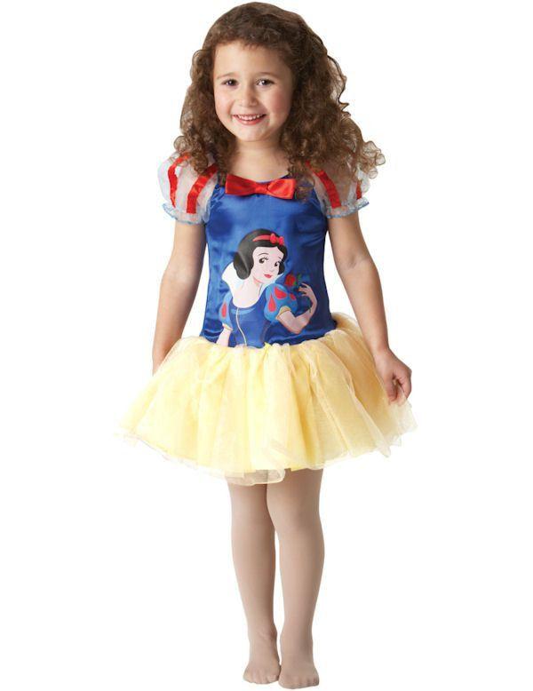 Kind Sneeuwwitje Kostuum (Disney Ballerina) Meisje
