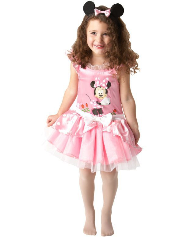 Kind Minnie Mouse Kostuum Disney Ballerina Meisje