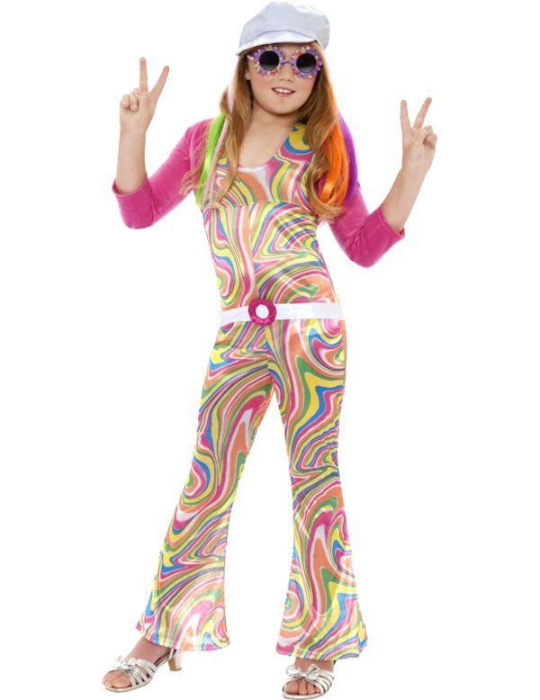 Kind 60s Meisje Kostuum
