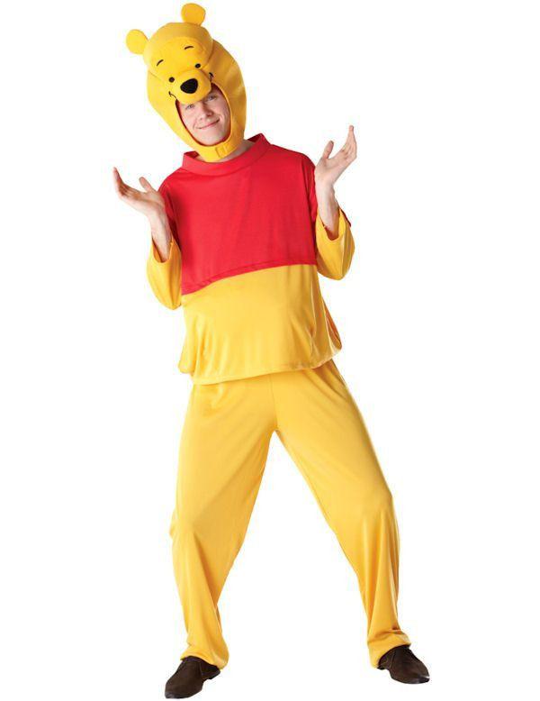 Winnie The Pooh Kostuum Man