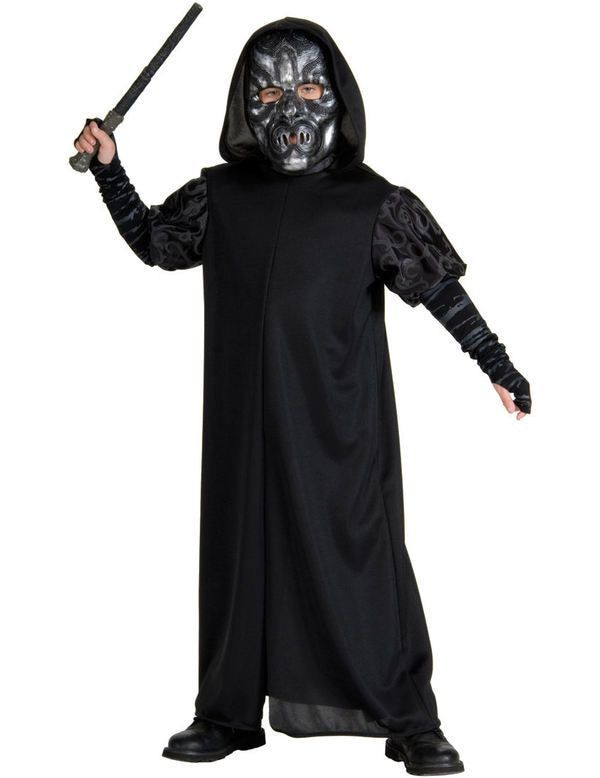 Kind Harry Potter Death Eater Kostuum Jongen