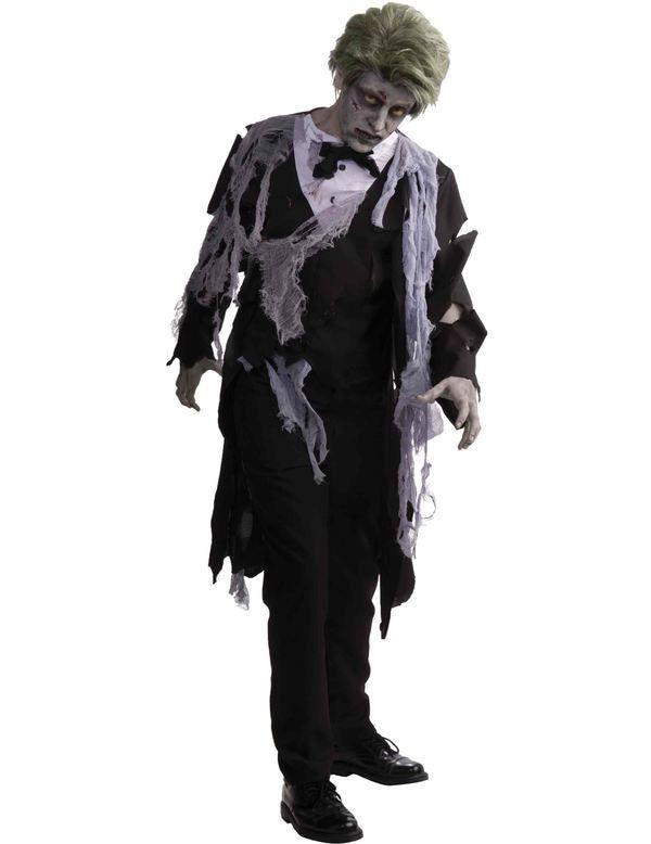 Zombie Keurig Pak Man Kostuum