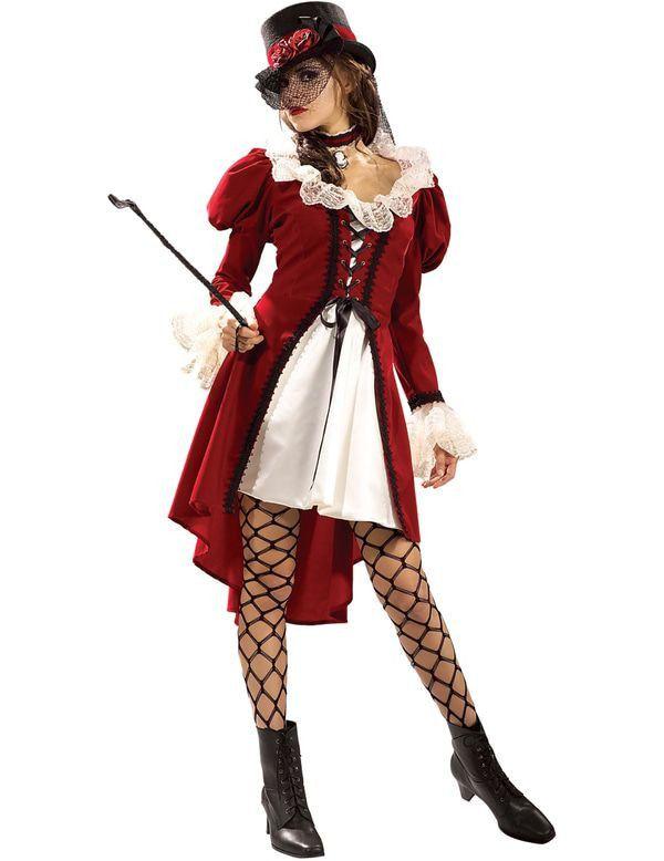 Victoriaanse Lolita Vrouw Kostuum