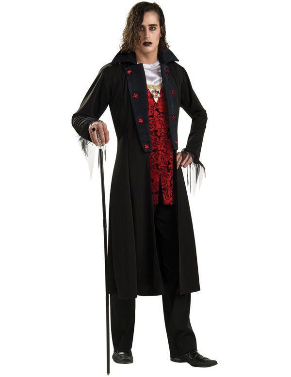 Koninklijke Vampier Man Kostuum
