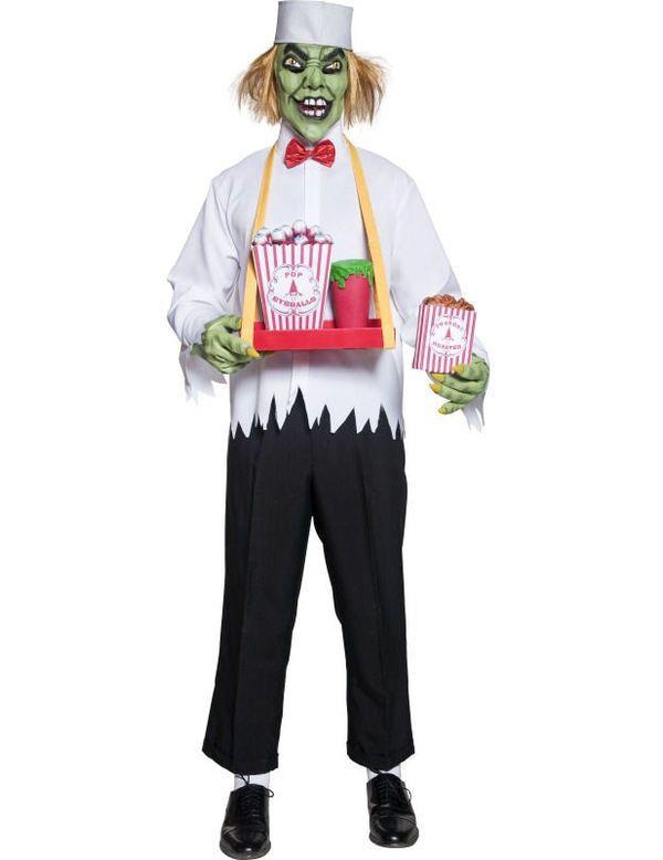 Halloween Bioscoop Man Kostuum