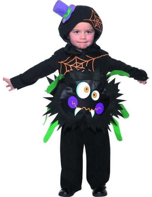 Peuter Gekke Spin Baby Kostuum Kind