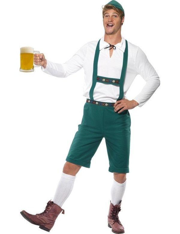 Oktoberfest Man Kostuum
