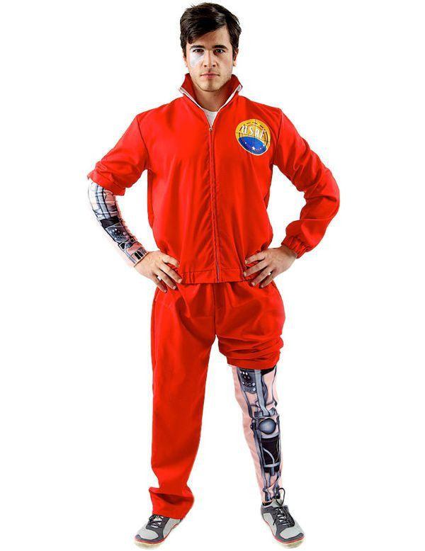 Bionic Man Kostuum
