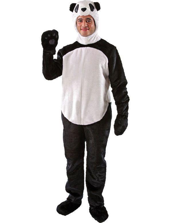 Schattig Panda Kostuum