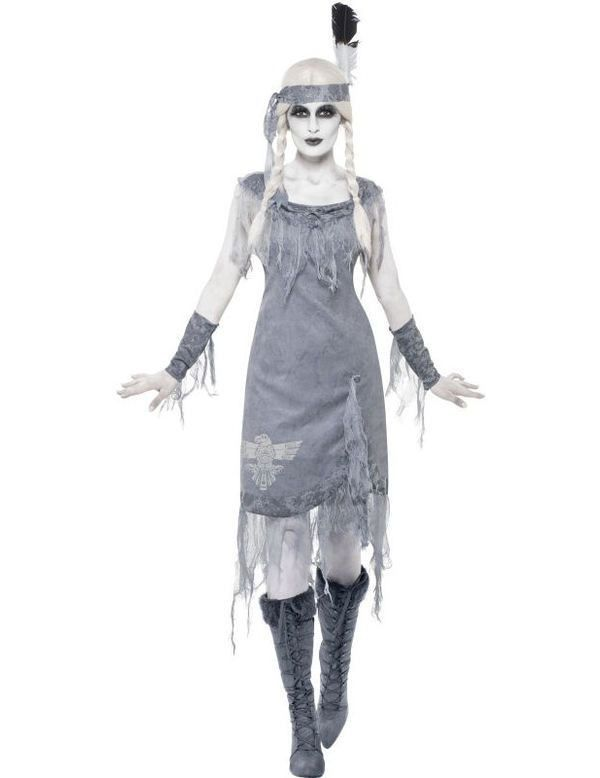 Indiaanse Prinses Halloween Vrouw Kostuum
